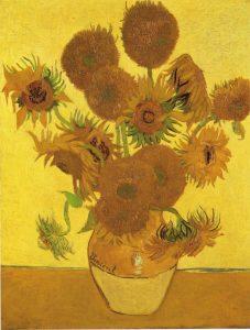 Il segreto dei girasoli di van Gogh