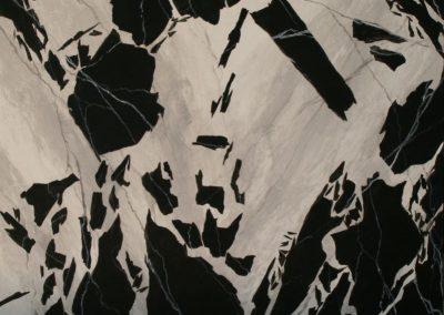 Decorazione schegge marmo daniela de candia