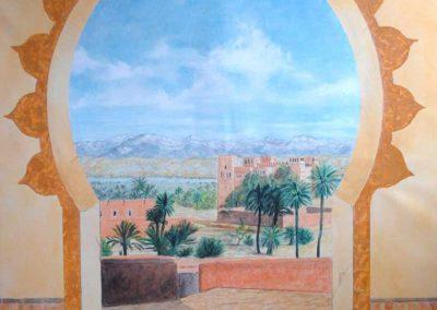 decorazione-porta-araba-daniela-de-candia